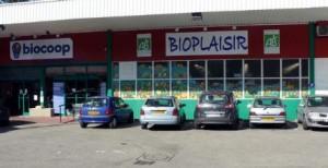 Magasin Biocoop Tassin