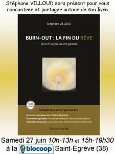 Affiche Magasin Biocoop Saint-Egreve